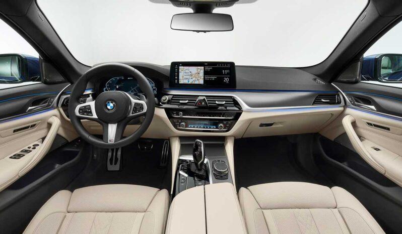 BMW 5 Serisi 520M Sport dolu