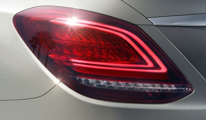 Mercedes C 200 d Comfort dolu