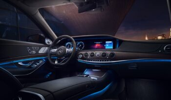 Mercedes S 400 d L-AMG dolu